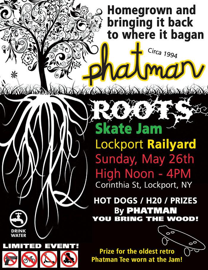 Roots Skate Jam