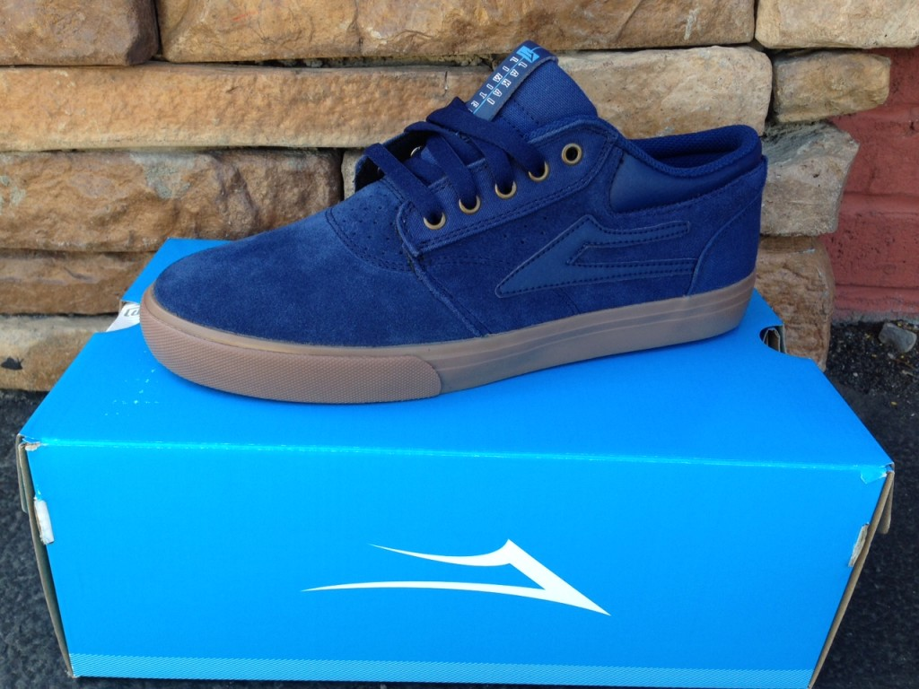 Lakai Griffin Navy in Buffalo NY