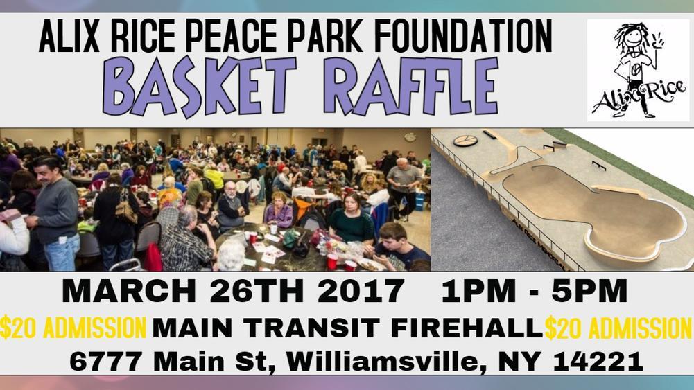Alix Rice Skatepark Fundraiser
