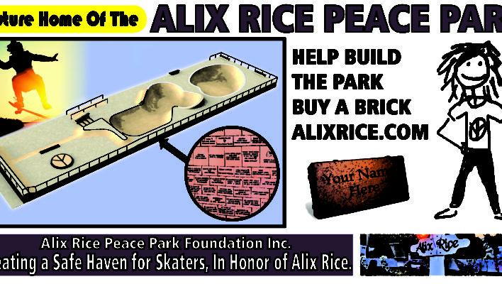 Buy A Brick, Build A Park